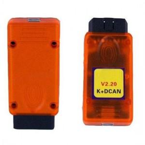 BMW scanner 2.20 K+DCAN